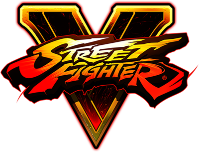 Street Fighter V-Logo
